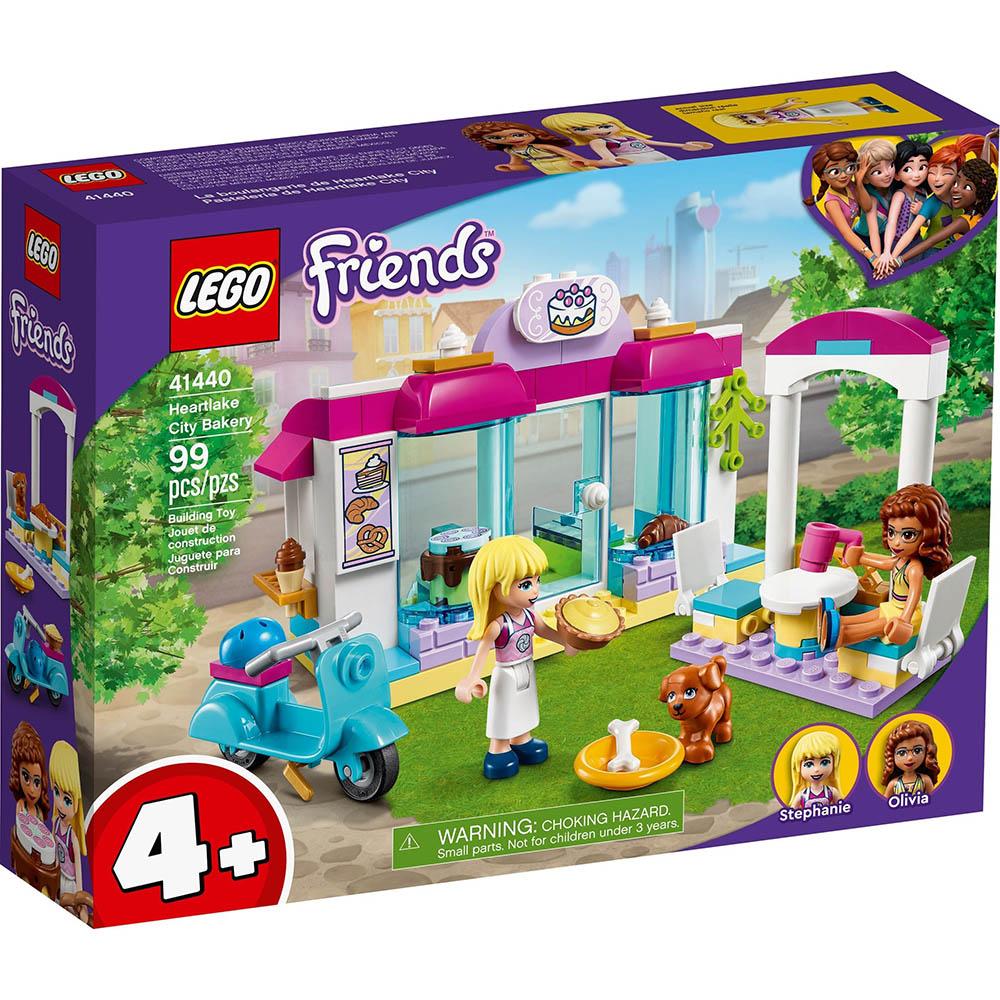 樂高LEGO 41440 姐妹淘系列 Friends 心湖城麵包店