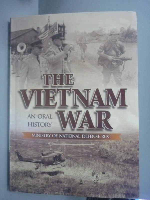 【書寶二手書T1/歷史_IMM】THE VIETNAM WAR : AN ORAL HISTORY_曾瓊葉