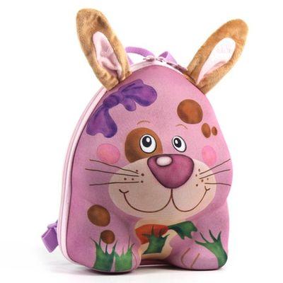 德國okiedog 兒童3D動物造型後背包-兔子