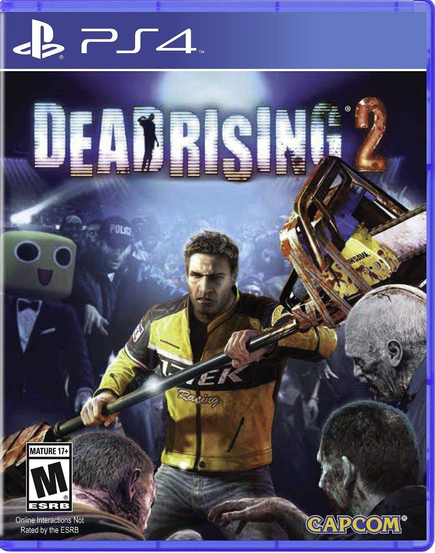 預購中 9月27日發售 亞洲英文版 [限制級] PS4 死亡復甦 2