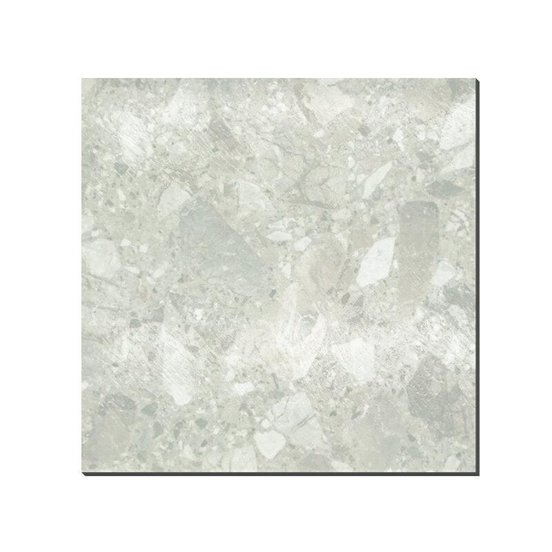 奈米超耐磨自黏地磚貼 18片裝 台灣製造 SGS 防刮防水阻燃地板貼磁磚地貼地墊裝潢貼紙【AH05020】《約翰家庭百貨