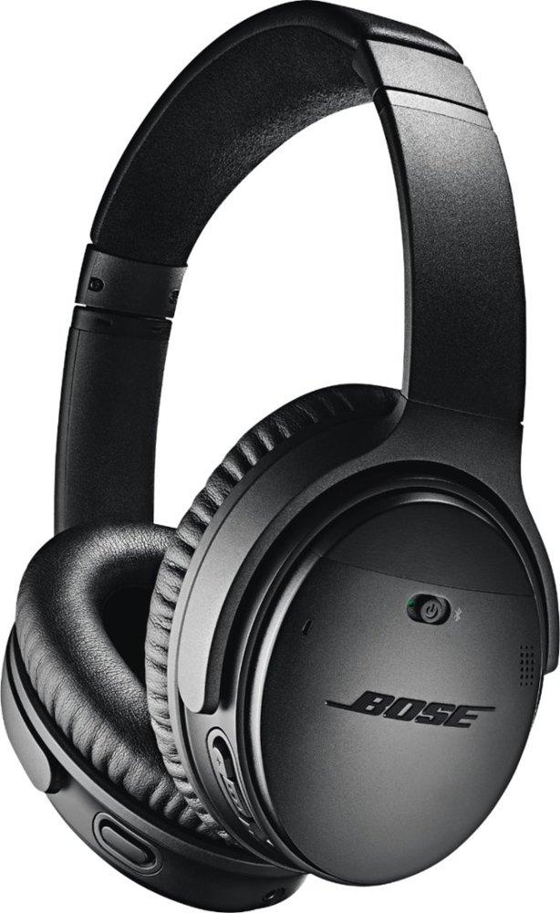 Bose QuietComfort 35 Series II Wireless Noise Cancelling Headphones - Black or Silver 0