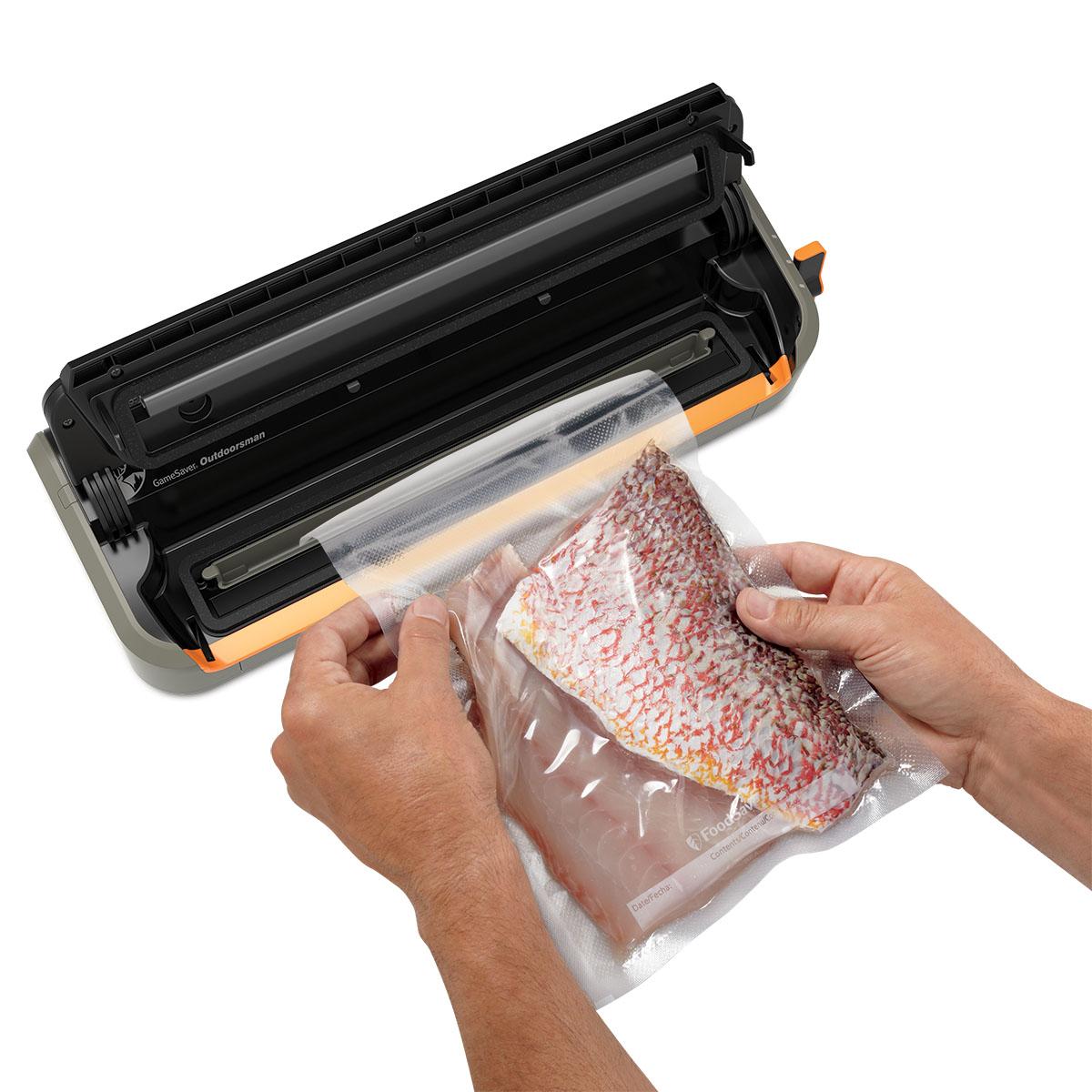 The NEW FoodSaver GameSaver® Outdoorsman™ GM2050 Food Preservation System GM2050-000 2