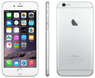 Iphone 6 Plus 16gb Silver en Rakuten
