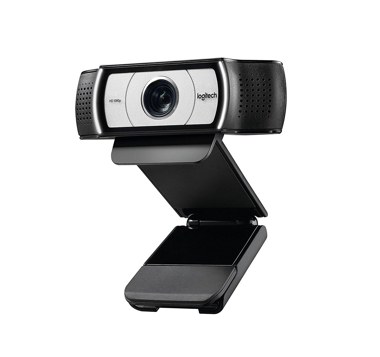 Logitech C930e Webcam, 1080p HD (960-000971)