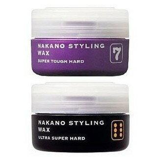 日本 nakano 髮動元素 骰子髮蠟 90g
