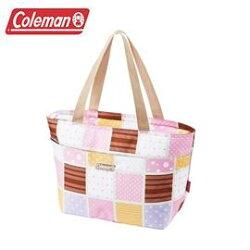 [ Coleman ] 15L桃紅保冷手提袋 / 野餐袋 / 便當袋 / 公司貨 CM-27218