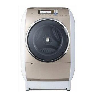 HITACHI 日立 13公斤 洗衣機 蒸氣風熨斗滾筒洗脫烘 SFBD3900T 左開/ SFBD3900TR 右開