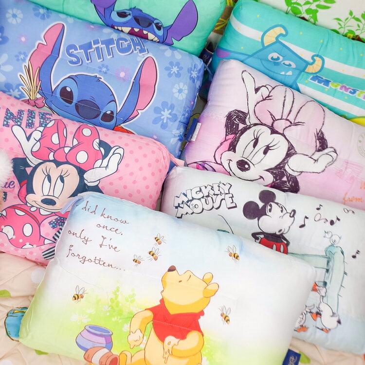 PGS7 迪士尼系列商品 - 迪士尼 透氣 舒適 水洗枕 枕頭 米奇 米妮 維尼 史迪奇 怪獸大學 【SFK80309】 - 限時優惠好康折扣