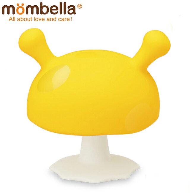 英國 Mombella Q比小蘑菇固齒器(黃色)(好窩生活節) - 限時優惠好康折扣