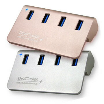 伽利略 Digifusion U3H04F USB3.0 4埠 HUB 鋁合金 [天天3C]