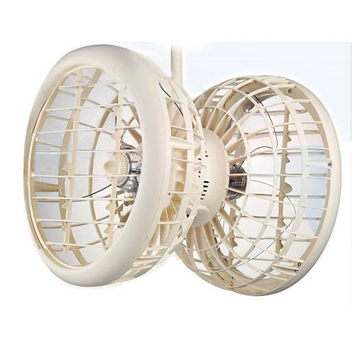 雙生-吊掛式風球機雙面風扇 - 限時優惠好康折扣