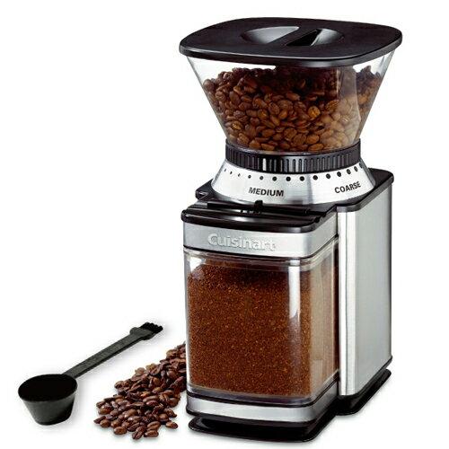 Cuisinart 美膳雅 DBM8TW / DBM-8TW 18段粗細全新專業咖啡研磨器 研磨機 磨豆機 - 限時優惠好康折扣