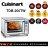 Cuisinart 美膳雅 22L微電腦不鏽鋼旋風式烤箱 TOB-200TW - 限時優惠好康折扣