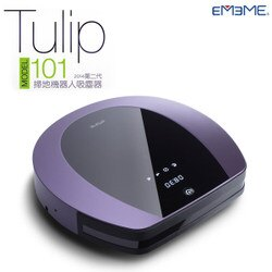 EMEME Tulip101 鬱金香機器人掃地機【送2年耗材】