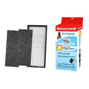 【福利品】Honeywell HRF-CP2 HEPA/CZ 除臭濾網 寵物濾網組