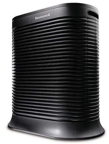 【送HEPA濾網*1+8片加強型活性碳濾網】Honeywell  True HEPA抗敏系列空氣清淨機HPA-202APTW / Console 202(黑)