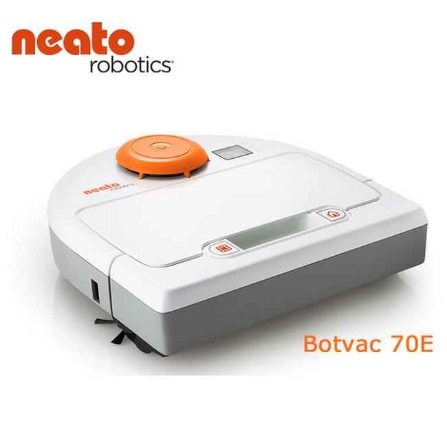 Neato Botvac 70E 雷射智慧型掃描機器人定時自動吸塵器 - 限時優惠好康折扣