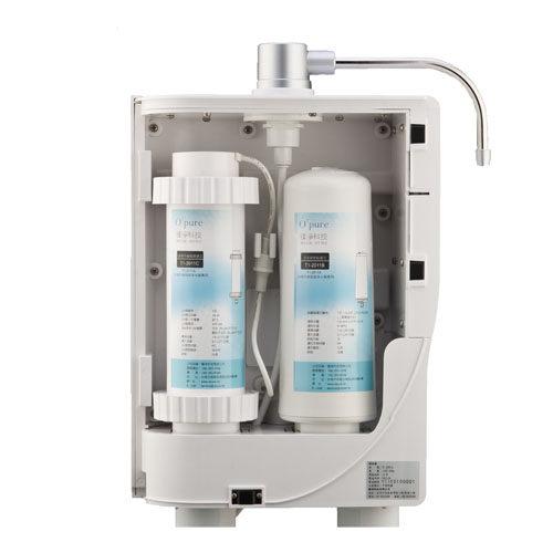 Opure臻淨 T1-2011A UVA紫外線殺菌淨水器 濾芯組合:活性碳除鉛濾芯+UV紫外線殺菌濾芯