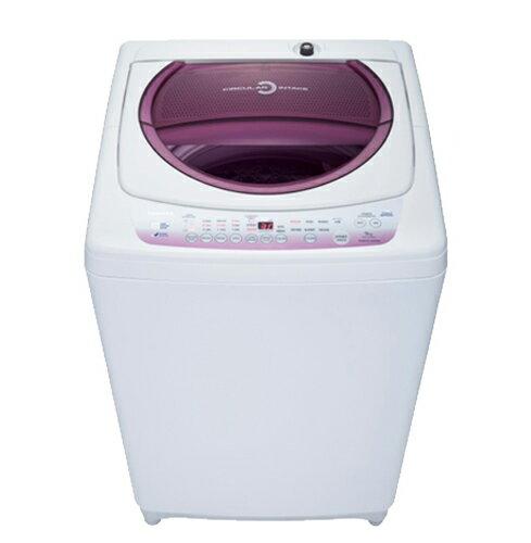 AW-B1075G  TOSHIBA東芝10公斤星鑽不鏽鋼單槽洗衣機 - 限時優惠好康折扣
