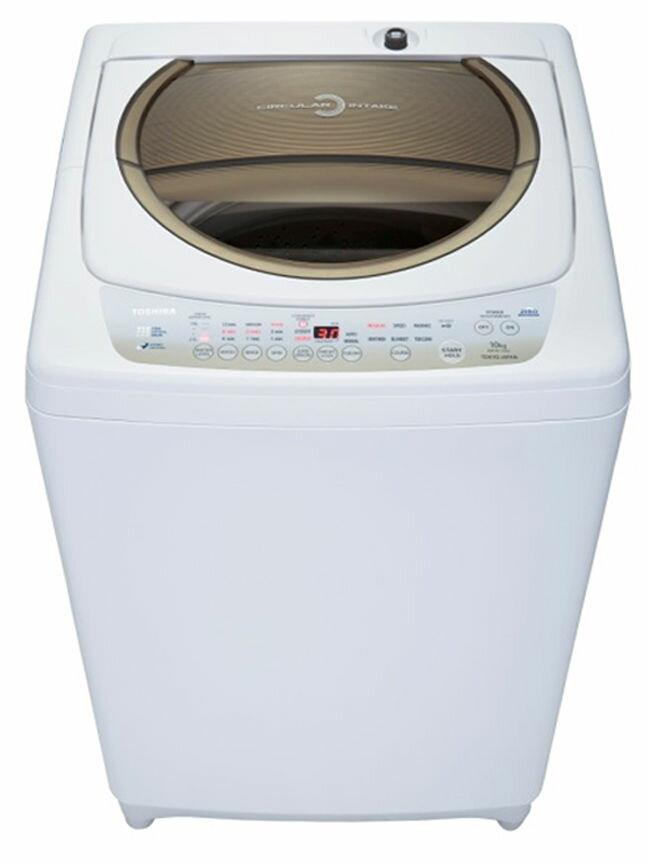 TOSHIBA  AW-B1291G 東芝11公斤星鑽不鏽鋼單槽洗衣機 - 限時優惠好康折扣
