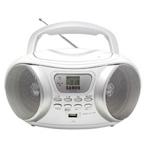 AK-W1302UL 聲寶SAMPO CD/MP3/USB手提音響 - 限時優惠好康折扣