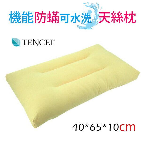 伊莉貝特機能防蹣水洗天絲枕頭 - 限時優惠好康折扣