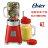 OSTER Ball Mason Jar隨鮮瓶果汁機(紅)BLSTMM-BRD - 限時優惠好康折扣