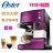 【預購中】【送磨豆機+百變鬆餅機】OSTER奶泡大師義式咖啡機 BVSTEM6602 (PRO升級版) 靛紫 1