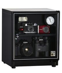 【收藏家】輕巧型AD-45可控濕電子防潮箱