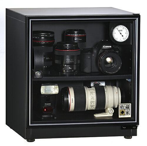 【收藏家】AD-51 雙層最實用、數位最搭配的電子防潮箱 - 限時優惠好康折扣
