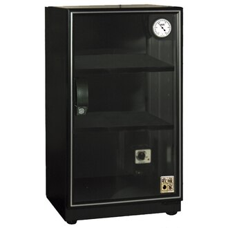 【收藏家】74 公升全功能收納三層式電子防潮箱 AE-81