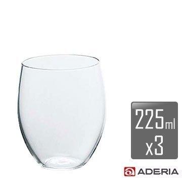 【ADERIA】薄吹精製啤酒杯-Sx3入組L-6702 / 日本製 石塚哨子 耐溫120度 玻璃杯 紅酒 小酌 宴客