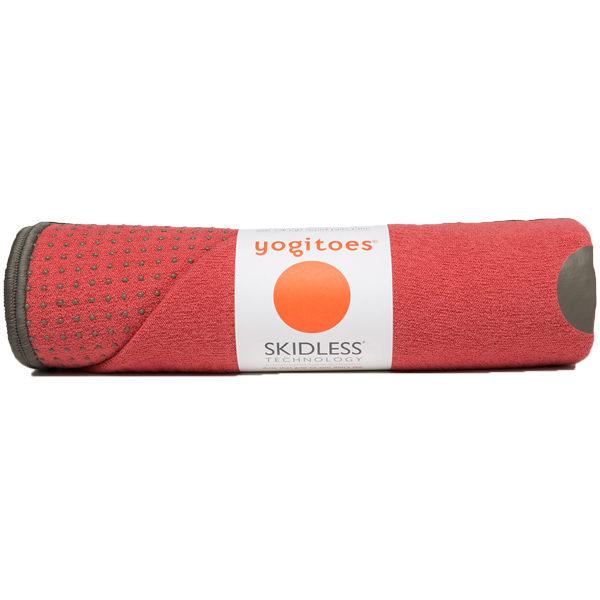 Manduka yogitoes Earth 瑜珈鋪巾 - Clay