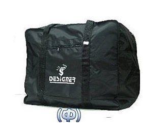 【加賀皮件】DESIGNER白蝦(中款)台灣製造出國旅遊必備購物袋收納袋旅行袋9003