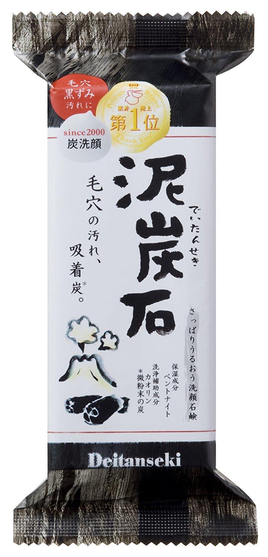 X射線【C648545】PELICAN日本製泥炭石洗顏肥皂,泡澡/洗澡球/去角質/肥皂/沐浴乳/洗面乳