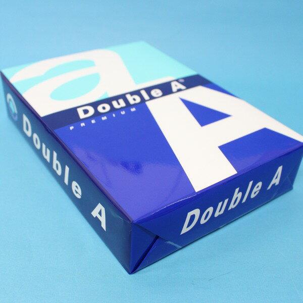 Double A A4影印紙 A&a (80磅) 2大箱10包入(每包500張) 免運費 白色影印紙 80磅影印紙 4