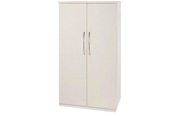 【石川家居】824-01白色衣櫥(CT-104)#訂製預購款式#環保塑鋼P無毒防霉易清潔