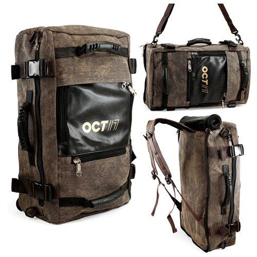 Oct17 Multi Function Hiking Outdoor Backpack Rucksack Computer Bag Pack Shoulder Travel Duffel Messenger Bags 0