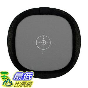 [106美國直購] 聚焦板 Lightdow LD-FB131 12x12 Inch (30x30cm) White Balance 18% Gray Reference Reflector