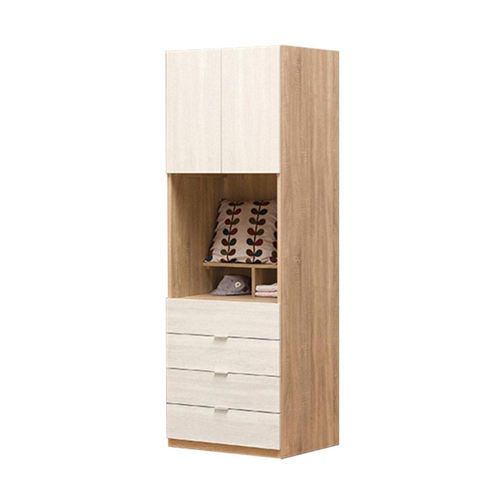 葛瑞絲2尺鏡台衣櫃/衣櫥/H&D東稻家居