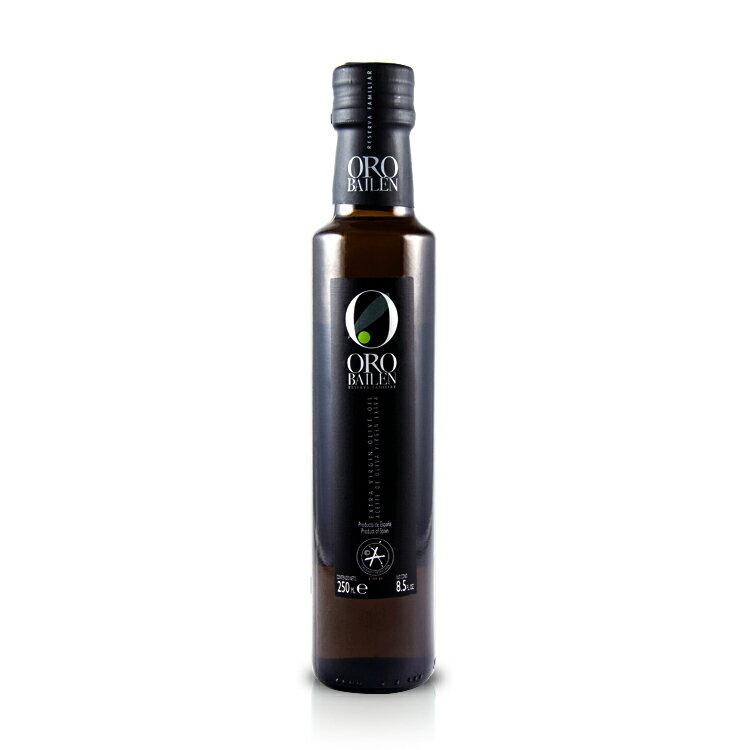 【皇嘉 Oro Bailen】皇家級王室御用橄欖油-Picual 250ML