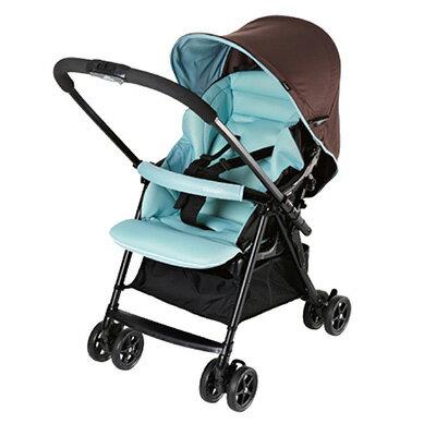 Combi 康貝 超輕量雙向嬰幼兒手推車 Cozy-天藍【悅兒園婦幼生活館】
