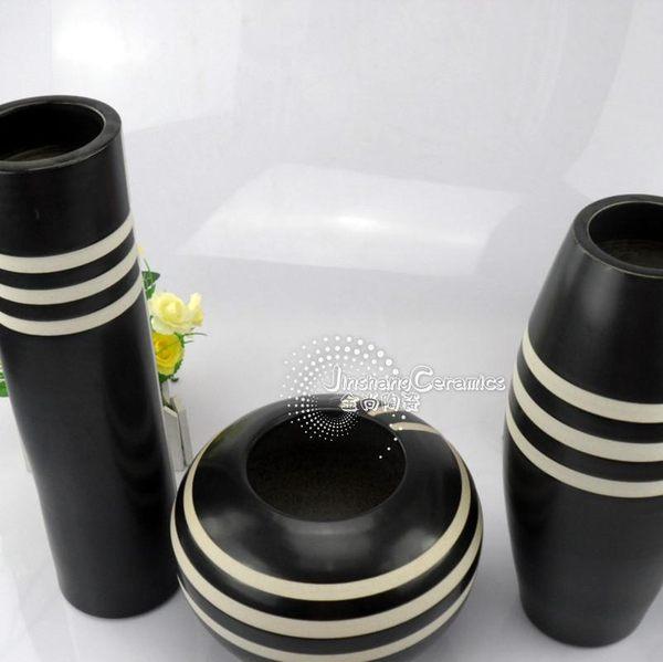 韓式藝術陶瓷三件套115