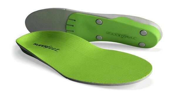 ├登山樂┤美國Superfeet綠色鞋墊1408-D綠色#514088