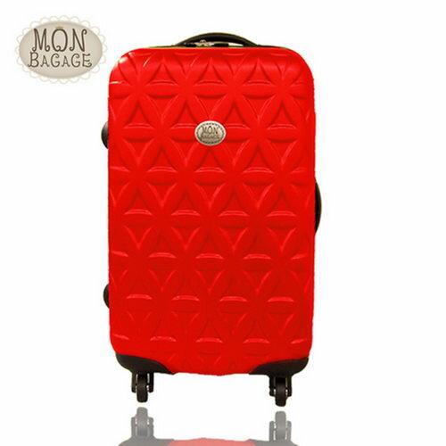 MONBAGAGE金磚滿滿28吋ABS霧面輕硬殼旅行箱行李箱