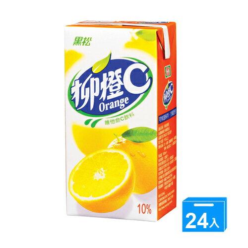 <br/><br/>  黑松柳橙C300ml*24【愛買】<br/><br/>