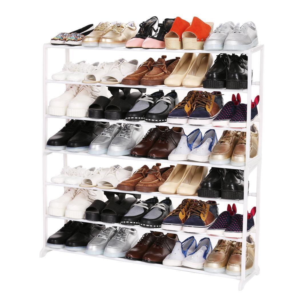 4/7/10 Tier Shoes Rack Stand Shelf 2