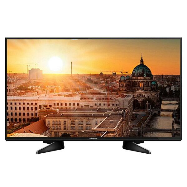 直接打93折★Panasonic 國際牌 49吋 4K液晶顯示器+視訊盒 TH-49EX600W