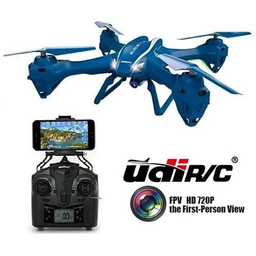 241d637ef462 UDI U842 WiFi FPV Quadcopter Drone with HD Camera - First Person View and  VR Live